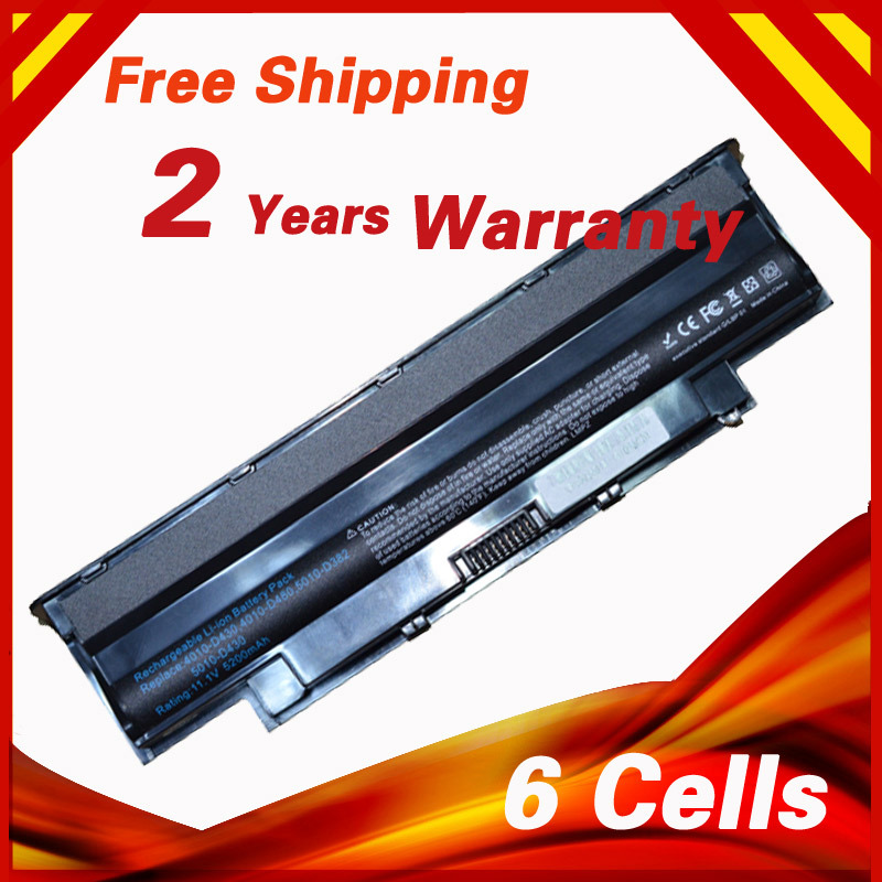 Battery For Dell Inspiron 13R 14R 15R 17R 3450n 3550 3750 N3110 N4010 N5010 N5020 N5030 N5040 N5050 N5110 M5030 N7010 N7110 шлифовальный круг top 99946 для dell inspiron 17r n7110 7720 3721 5720 5721 vostro 3350 3450 3550 3750 xps17 l702x black