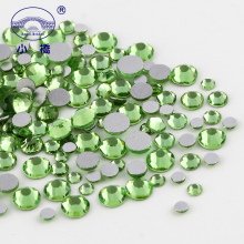 цена на Mixed Sizes 1440pcs Flatback Rhinestones 3d Crystal Rhinestones Decoration DIY Round Glass Rhinestones For Nail Art  Y009