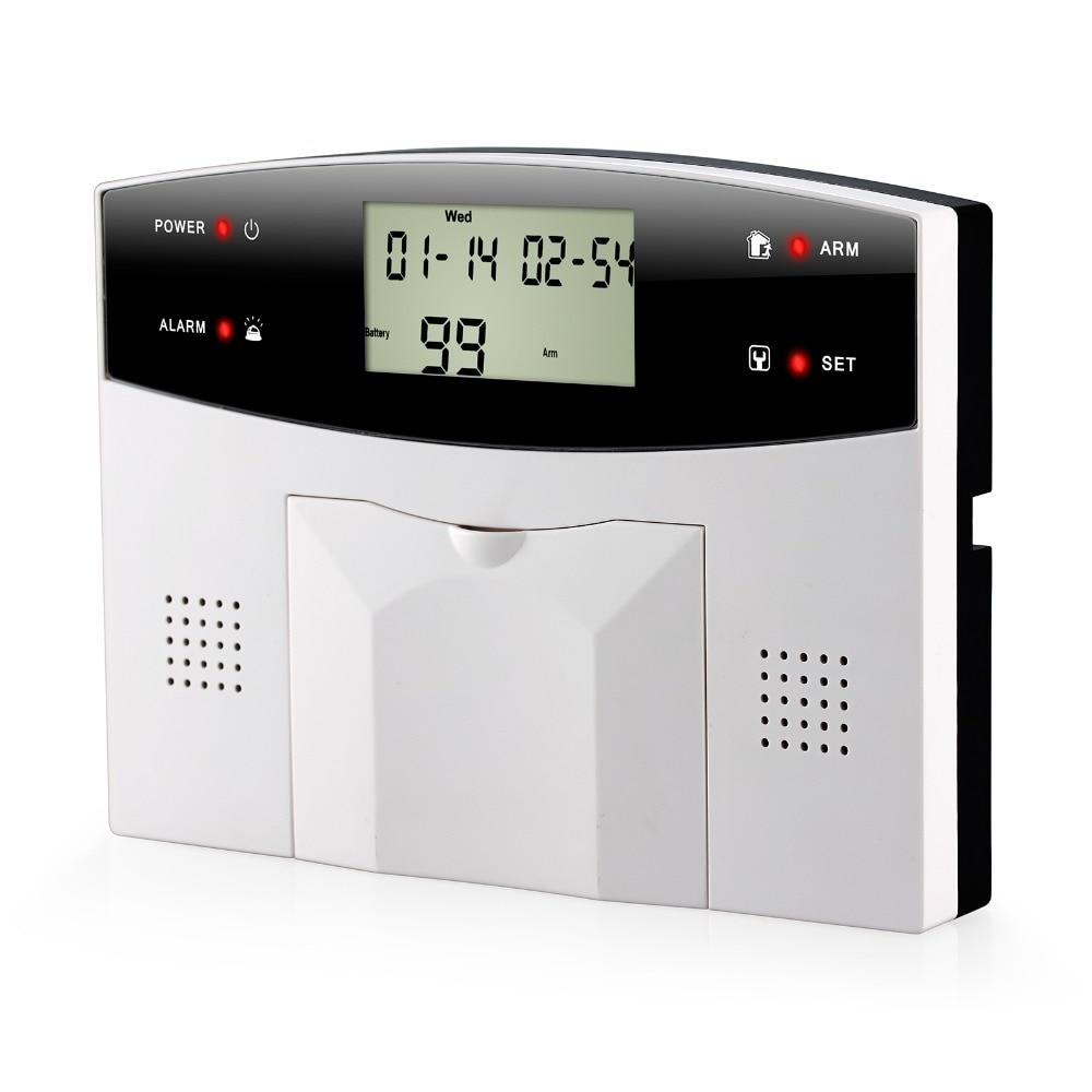 Fuers 433mhz Sensor 103 Zones GSM/PSTN SMS Home Burglar Security ...
