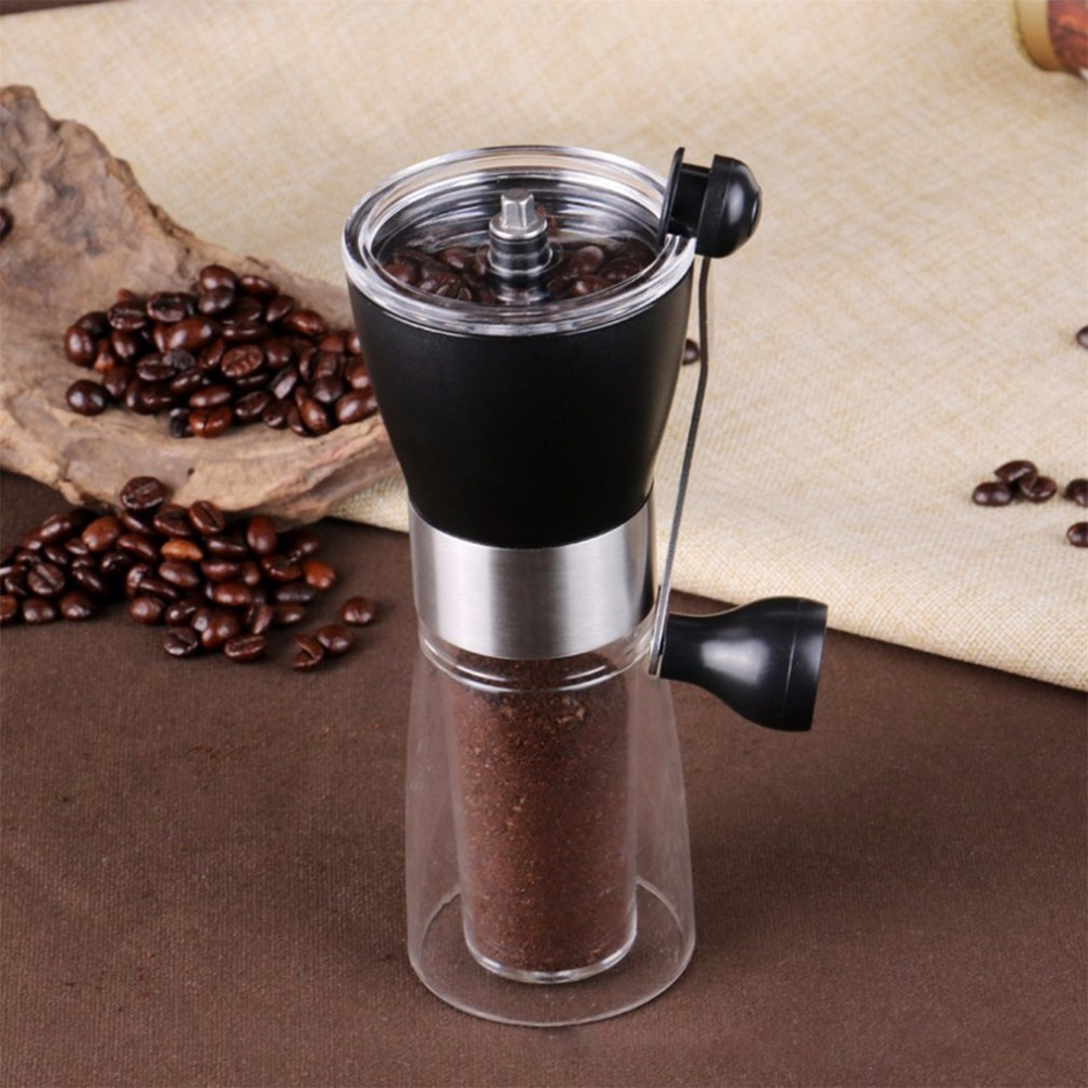 Hand Grinder Manual Coffee Grinder Plastic Coffee Machine Coffee Bean Grinder bulk powder pure green coffee bean extract 50