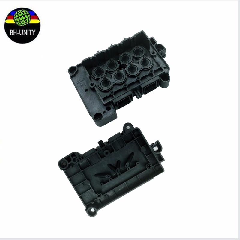 Фотография free shipping ! F189000 DX7 print head cover for Xenons Wit color Smartcolor Printer dx7 adapter manifold