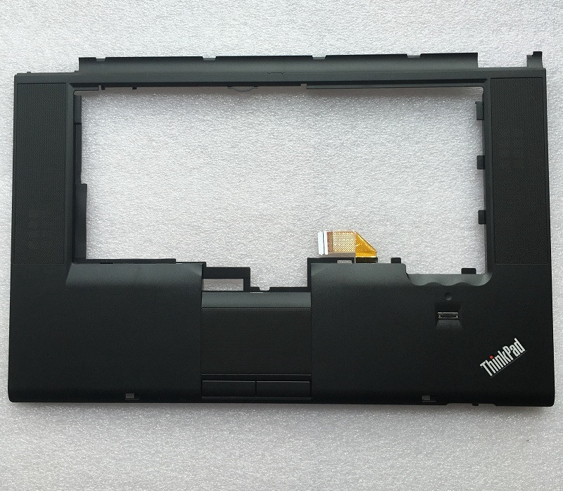 New Oirginal for Lenovo Thinkpad T520 T520I W520 Palmrest Cover Keyboard Bezel with FP NO CS 04W1369 04X3737 банкетка велюр бирюзовый 75 х 40 х 40 см