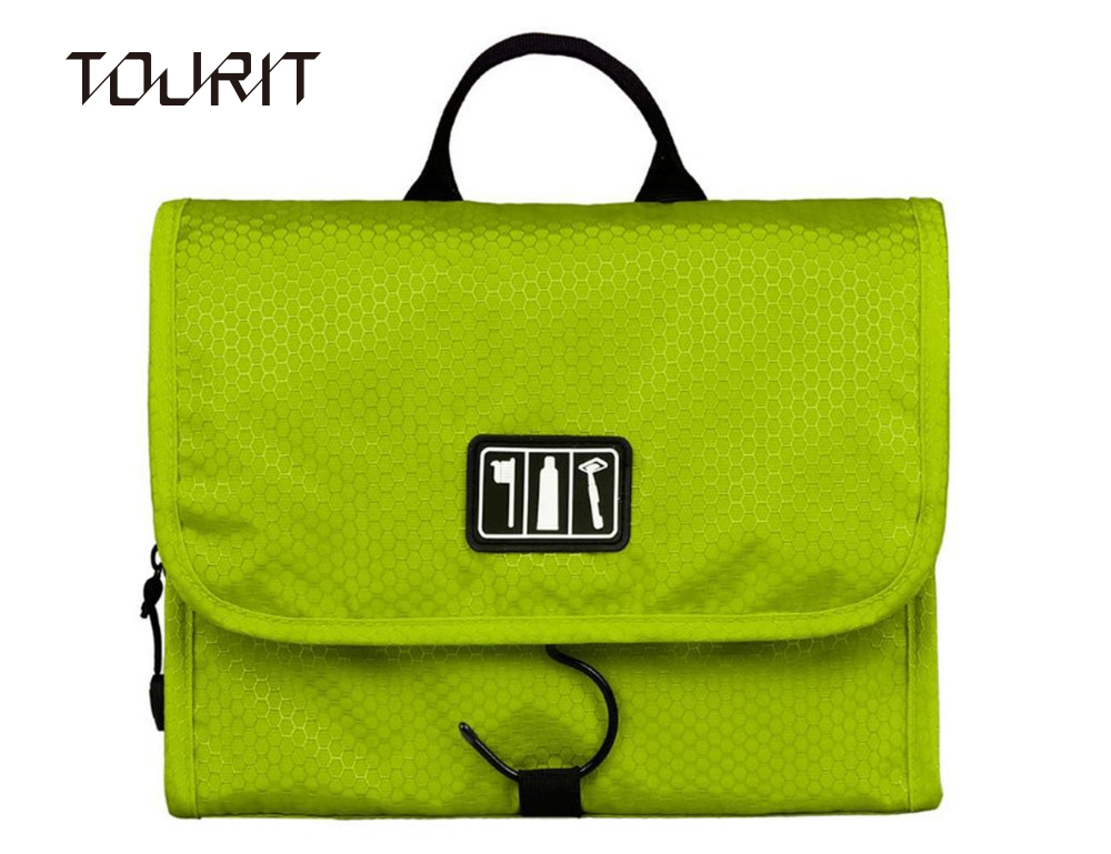 TOURIT Waterproof Cosmetic Bag Large s