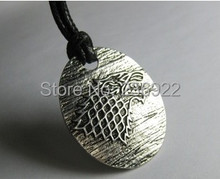 Game of Thrones Ice Wolf Pendant