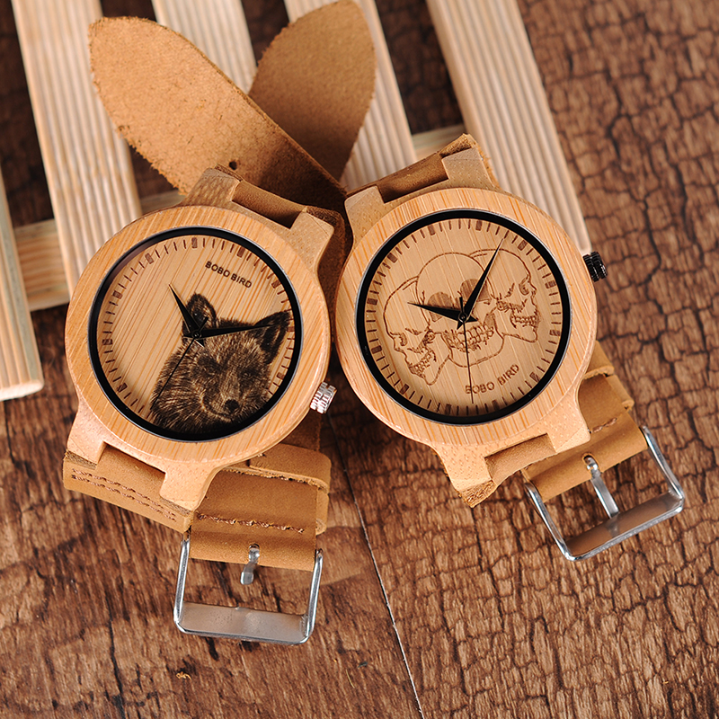 wooden wrist watches bobo bird fashion men (42)