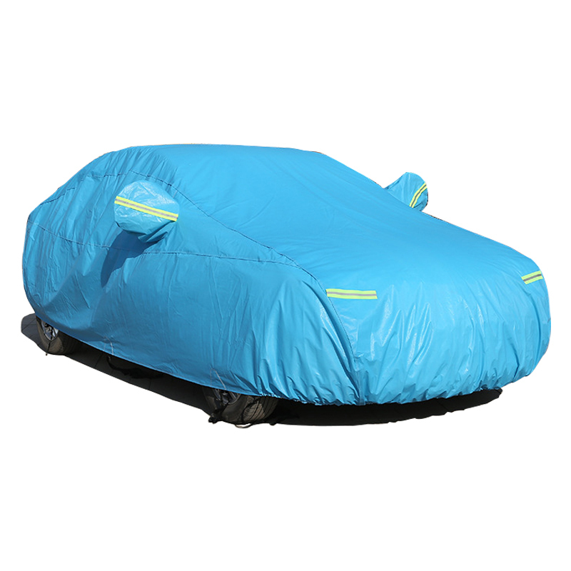 Car Cover Anti UV Sun Snow Rain Protection Scratch Resistant Outdoor Auto Cover For Audi RS3 RS4 RS5 RS6 RS7 With Side Opening