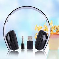 Foldable Bluetooth4 1 Wireless Gaming Headset Headphone Hifi Stereo Earphone For PS4