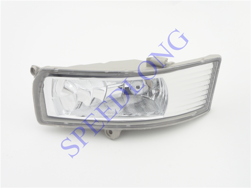 1 PC Left Side Front bumper fog driving lamp light Without bulbs 81220-06030 for TOYOTA CAMRY 2005-2006 1set front chrome housing clear lens driving bumper fog light lamp grille cover switch line kit for 2007 2009 toyota camry