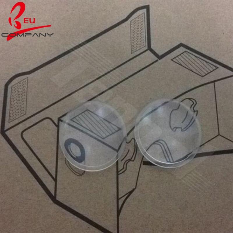 Realizzato in fabbrica 6 X con lenti di ingrandimento PMMA diametro - Strumenti di misura - Fotografia 3