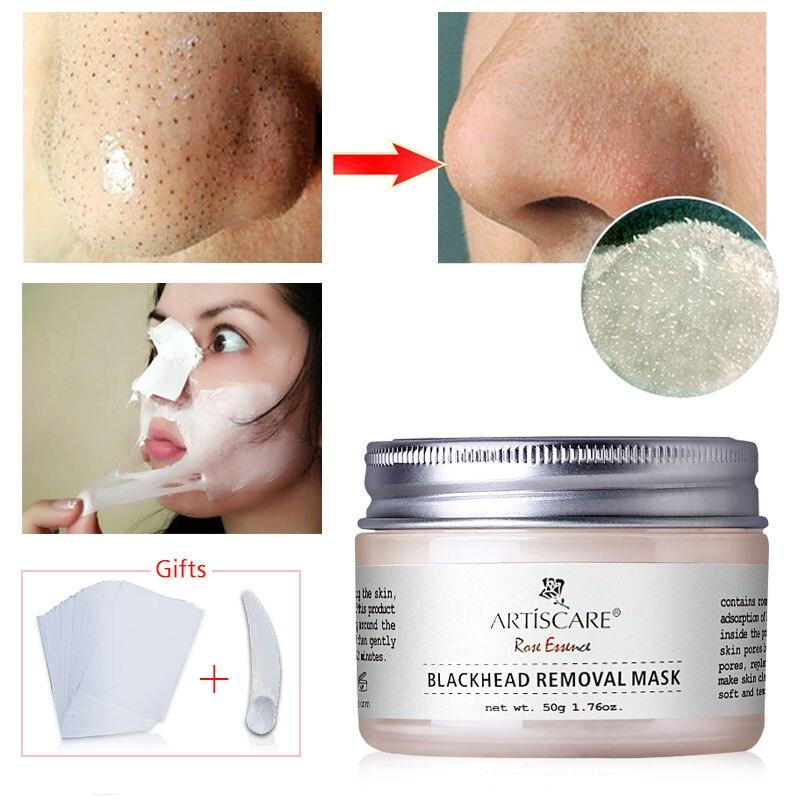 artiscare aloe peeling mask nose blackhead remover face mask t zone care deep clean skin pore. Black Bedroom Furniture Sets. Home Design Ideas
