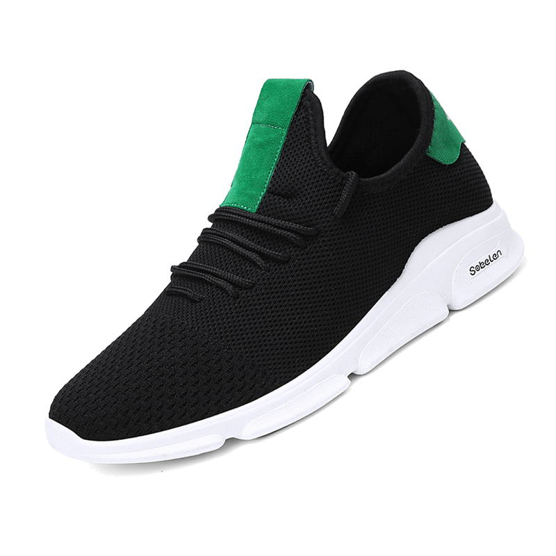MIUBU Hot sell Men shoes Lightweight sneakers Breathable Casual Shoes adult Fashion Footwear walking Zapatillas Hombre