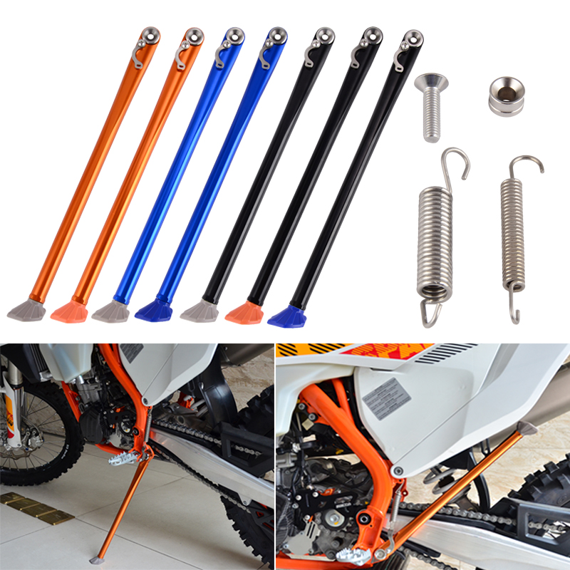 NICECNC Motorcycle Side Stand Kickstand For KTM 125 150 200 250 300 350 400 450 500