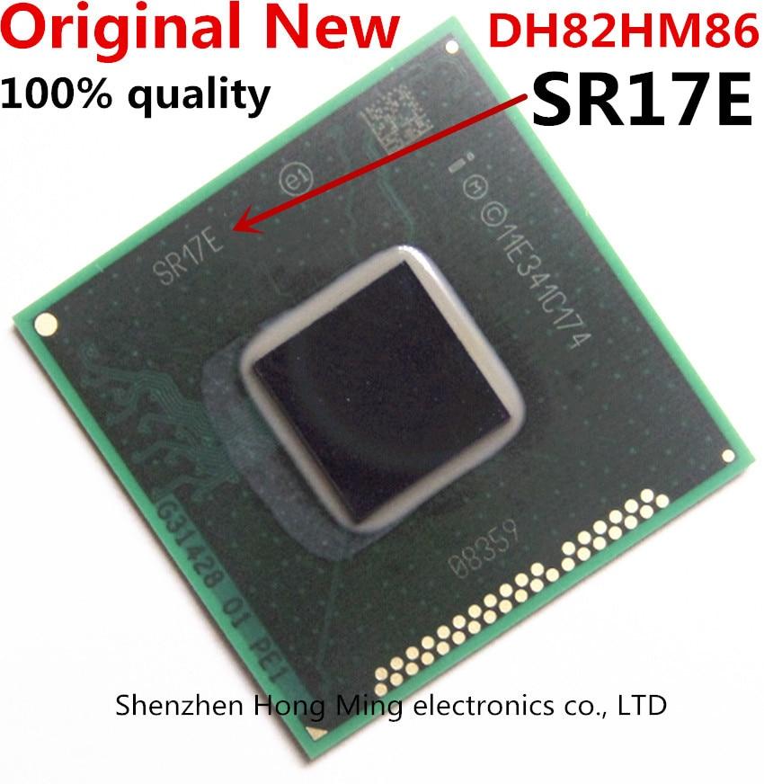 100 New SR17E DH82HM86 BGA Chipset