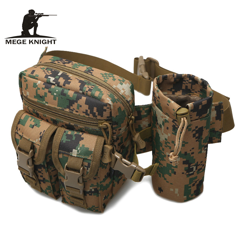 Pouch Edc Bag Military Molle Utility Pouch Waist Packs 900D Kettle Bag Military Equipment Accessories