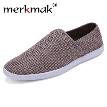 hot sale men shoes spring summer breathable fashion weaving Woven men casual flat shoes lace-up loafers comfortable mocassins leather