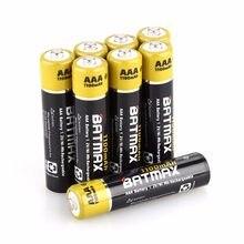 8 sztuk 1100 mAh AAA Ni-MH akumulatory do baterie AAA (brak w zestawie)
