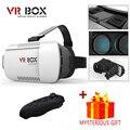 Vrbox Шлем VR Коробка Гарнитура Видео 3 D 3D-ОЧКИ Виртуальной Реальности Очки Смартфон Шлем Смарт Объектив Google Картон Cardbord