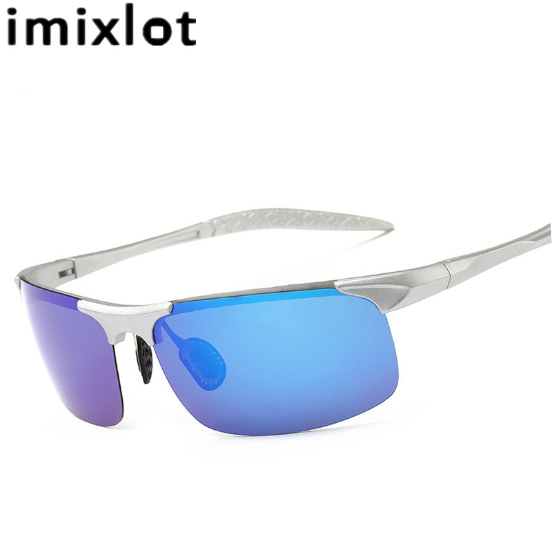IMIXLOT Casual Mens Polarized Sunglasses Glasses Men Male Sport Sun Glasses Driving Google Eyewear Oculos de sol Gafas