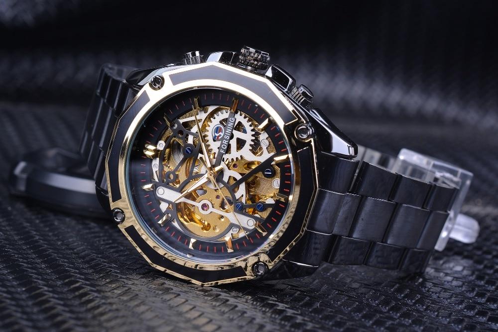 masculino marca superior relógio automático
