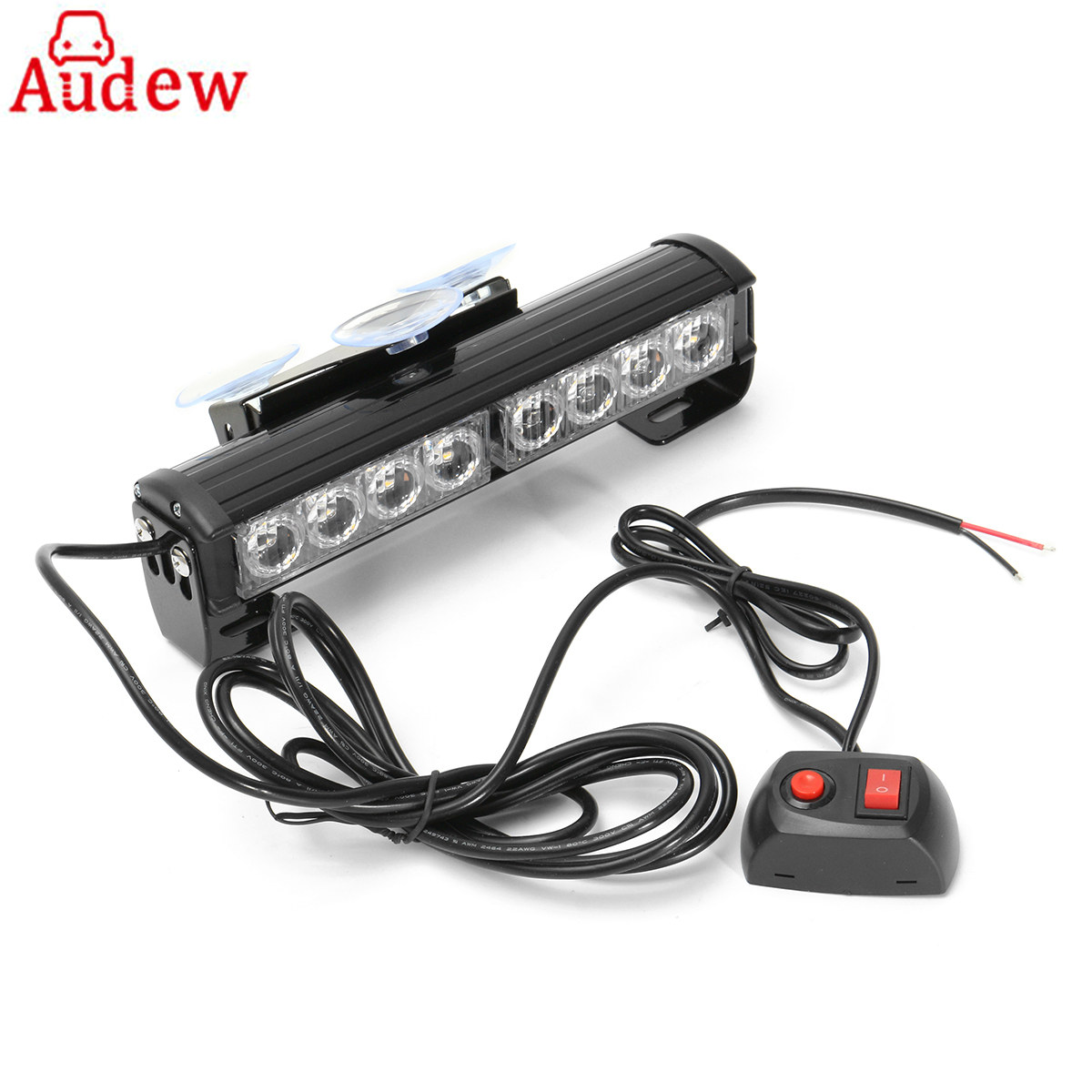 1Pcs 9.5Inch Car LED Work Light Bar Spotlight Flood Lamp Driving Fog Offroad LED Work Car Lights 41W top quality for hp laptop mainboard 592811 001 cq42 cq62 laptop motherboard 100% tested 60 days warranty 636373 001