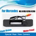 Câmera de Visão Traseira especial Para Mercedes Benz ML Class W164 Para Mercedes Benz A180 A200 A260