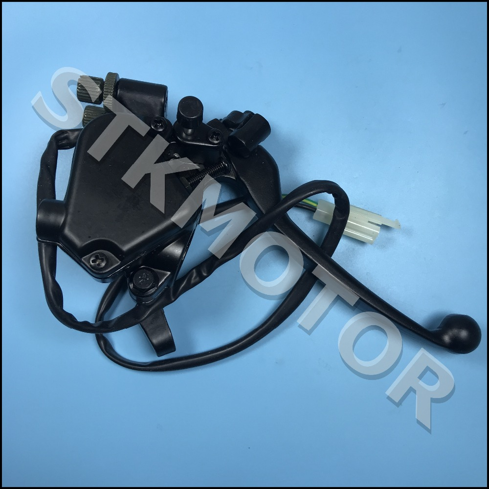 Back To Search Resultshome 50cc 90cc 110cc 125cc 250cc Atv Quad Brake Lever Assy With Thumb Throttle
