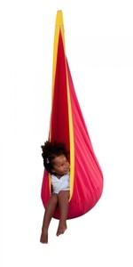 Image 4 - Качели подвески для детей, детский гамак, кресло качели для дома и улицы, подвесное сиденье, детское качели с надувной подушкой