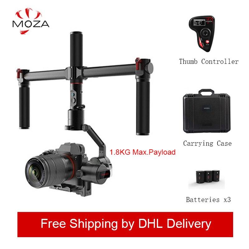 GüNstig Einkaufen Moza Aircross 3 Achse Handheld Gimbal Stabilisator Kameras Multi-contro Für Spiegellose Kamera Bis 3.9lb/1800g Für Micro-kamera Dslr