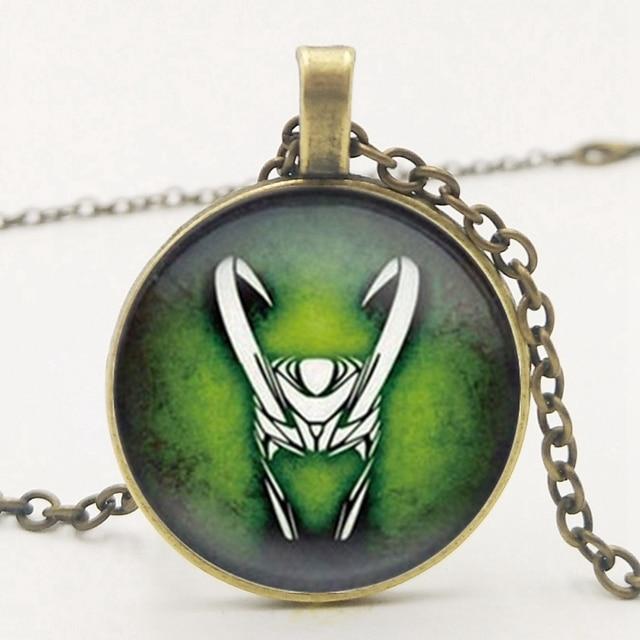 Collier Loki dieu de malice 3