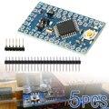 5 шт. Pro Mini Atmega328P 16 МГц Развития Борту с Заголовка Pin Совместимый для Arduino TE362