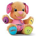 New Baby Toys Fisher Dog Baby Musical Plush Electronic Toy Juguetes Bebe Toy Singing English Songs Learning&Education Puppy Toys
