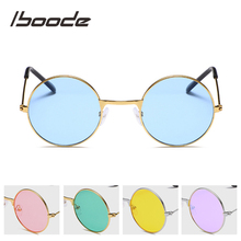 iboode Vintage Retro Round Sunglasses Kids Boys&Girls Candy