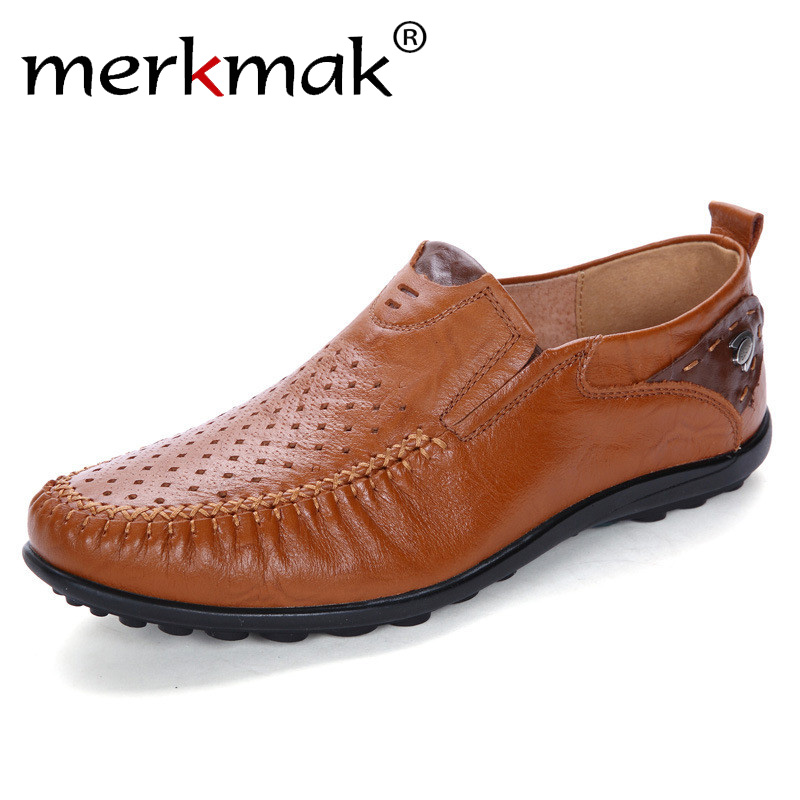 Men's Shoes Formal Shoes Collection Here Full Grain Leather Oxfords Shoes Handmade Plus Size Flats Shoes Fashion Oxford Business Shoes Mesh Wedding Dress Shoes To Have Both The Quality Of Tenacity And Hardness