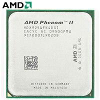 AMD Phenom II X4 925 HDX925WFK4DGI CPU Socket AM3 95W 2.8GHz 938 pin Quad Core Desktop Processor CPU X4 925 socket am3