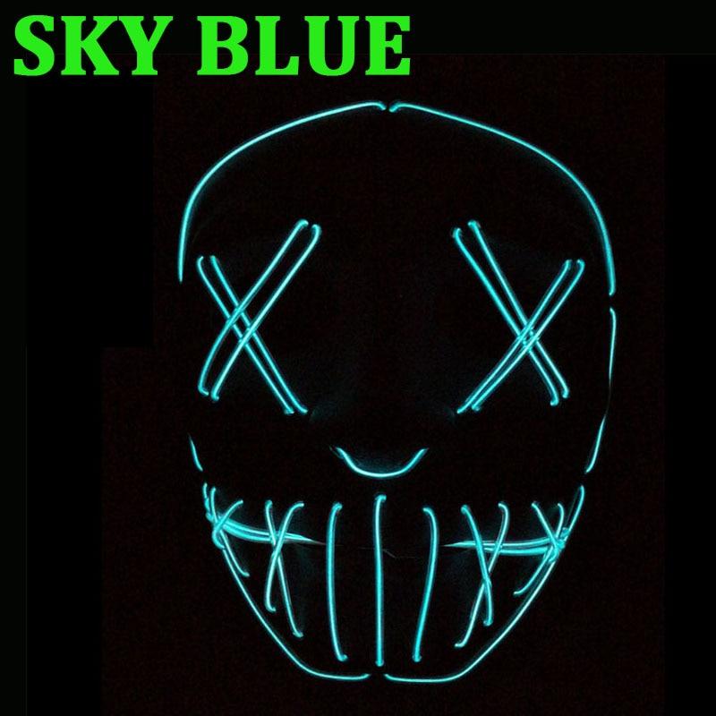 sky blue