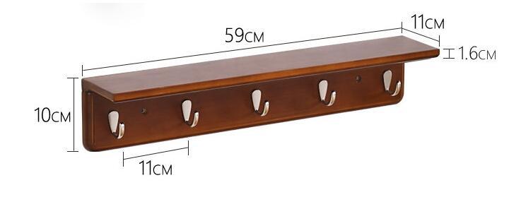 Moderne Muur Kleding Haak Multifunctionele Badkamer Haak Deur Jas Rack Kledingkast Hanger - 6