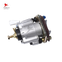 Buy rear left Brake caliper brake shoe suit for KANDI KD-250GKA-2Z  250cc buggy/gokart/EGL 250CC ATV