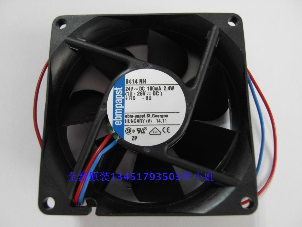 PAPST Ebmpapst ventilation fan ebm 8414nh ventilation fan papst fan ventilation fan