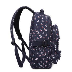 Image 3 - Preppy Stil Frauen Rucksack Nylon Rucksack Schule Taschen für Teenager Mädchen frauen Rucksäcke Weibliche Reisetasche Mochila Femini 983
