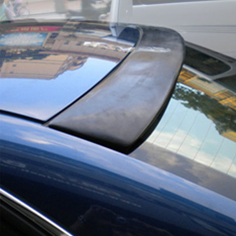 A4 B6 Modified ABT Style PU Primer Rear Roof Spoiler Car Wing for Audi A4 B6 2001 2002 2003 2004
