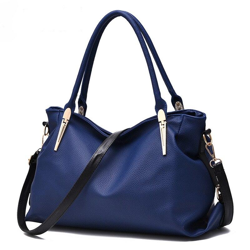 ФОТО 2016 Hot Sale Brand Women Large Tote Bag Female Designer Handbags High Quality Sac a Main Femme De Marque Celebre Bolsas Kabelky