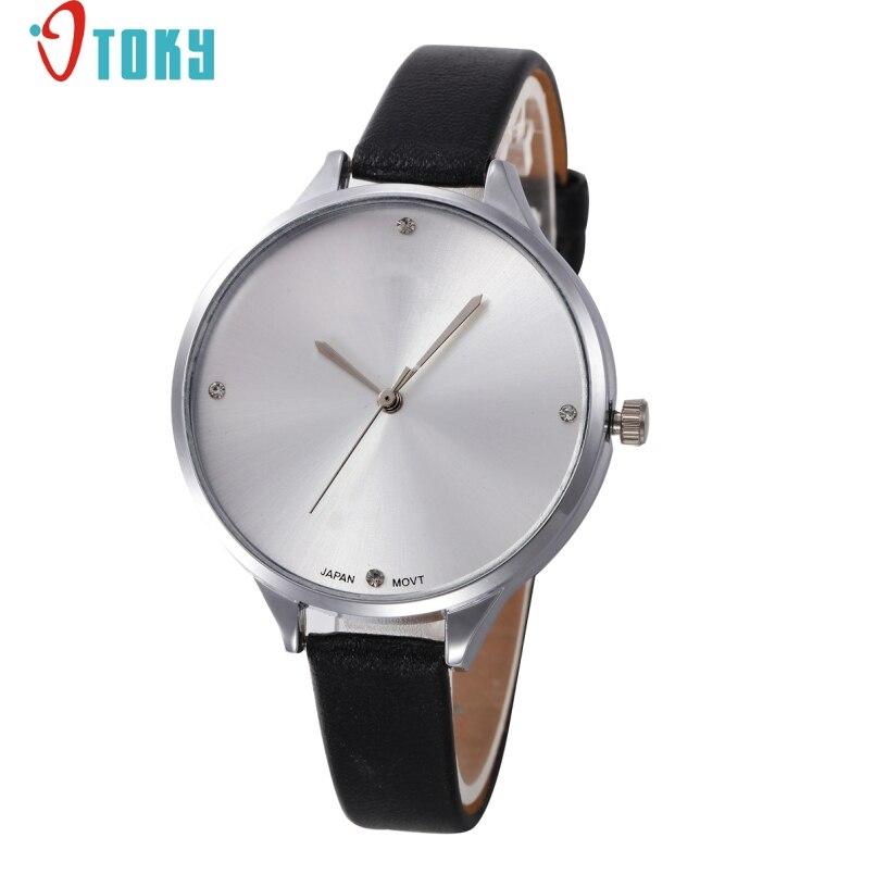 Excellent Quality OTOKY Fashion Women Bracelet Watch Famous Ladies Leather Analog Quartz Wrist Watch Clock Women Relojes Mujer