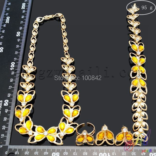 Aliexpress Com Buy Free Shipping Zircon Jewelry Set Design Saudi