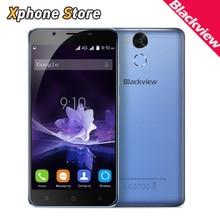 Оригинал Blackview P2 RAM 4 ГБ ROM 64 ГБ 4 Г LTE Смартфон 5.5 «Android 6.0 MTK6750T Octa Ядро 1.5 ГГц с OTG 1920×1080 Мобильного Телефона