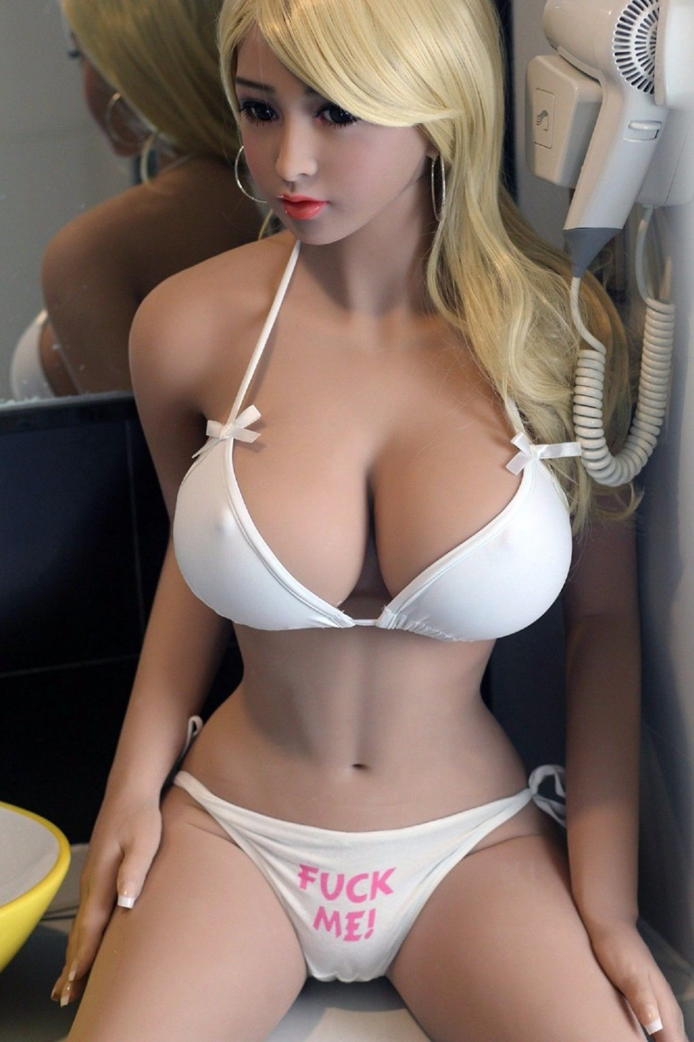big tits toy