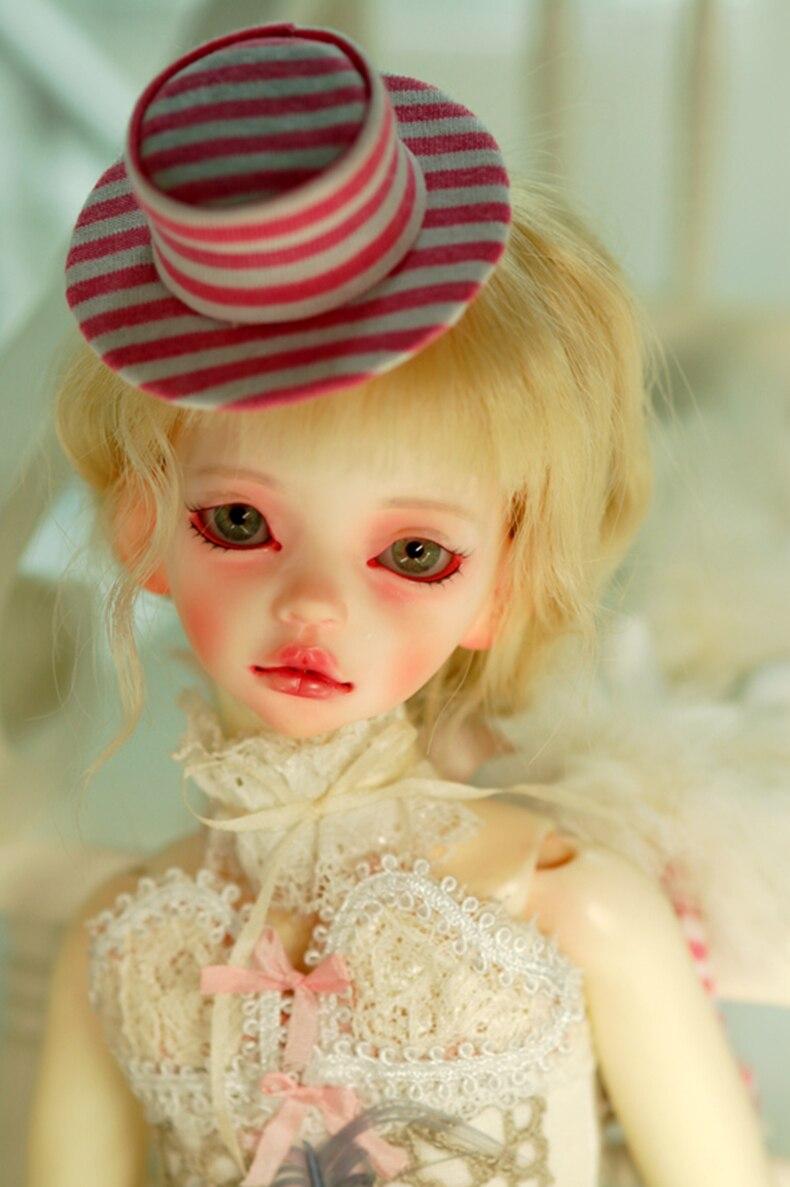 HeHeBJD 1/4 lalki Larina darmowe oczy bezpłatna wysyłka zabawka gorąca sprzedaż mody lalki nie oryginalne ciało w Lalki od Zabawki i hobby na  Grupa 3