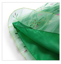 Anna Green Princess Embroidered Party Dress