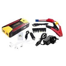 Мини Портативный 82800 мАч пакет автомобиля пусковые устройства универсальный аварийный зарядное устройство Booster запасные аккумуляторы для