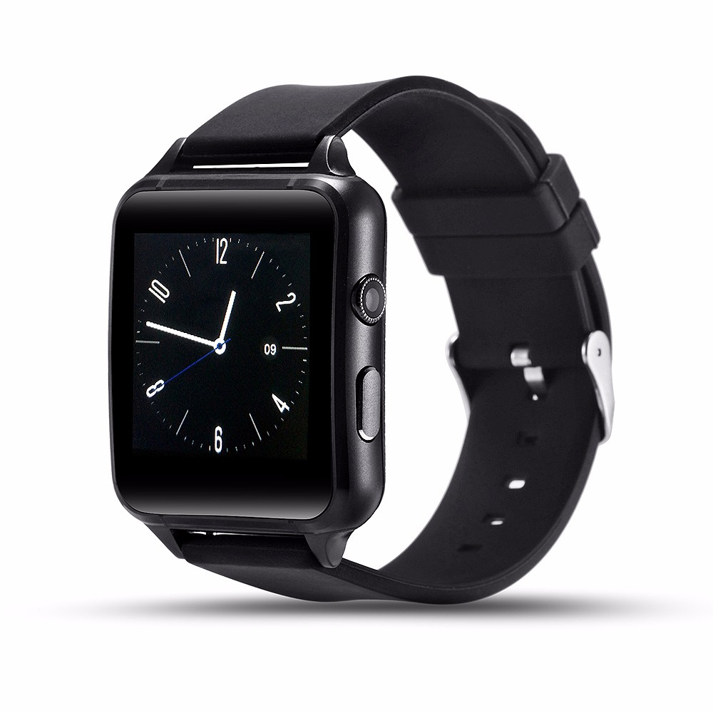 2017 Smart Watch New Smartwatch Bluetooth 4.0 MT2502 Sim / TF Card Heart Rate Monitor Wristwatch for IOS Android Smart Phone fashion heart rate monitor smart watch sim tf smartwatch android 2 5d ogs touch screen smart wristwatch bluetooth facebook buit