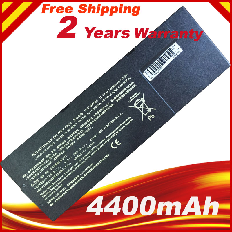 [Специальная цена] Аккумулятор для ноутбука Sony vgp-bps24 vgp-bpl24 bps24 VGP VAIO SA/SB/SC/SD/SE VPCSA/VPCSB/VPCSC/VPCSD/VPCSE
